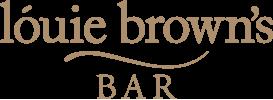 Louie Brown's Logo