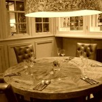 sepia whisky room